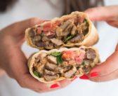Shawarma à l'agneau