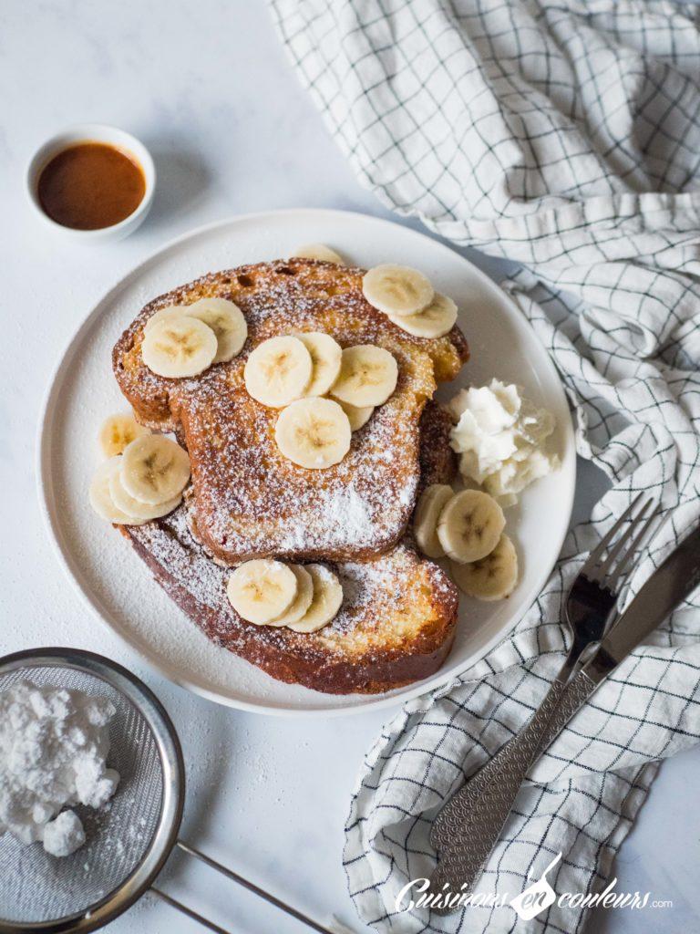 brioche-perdue-aux-bananes-et-caramel-3-768x1024 - Brioches perdues aux bananes et au caramel