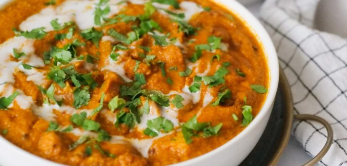 Butter Chicken (HYPER facile)