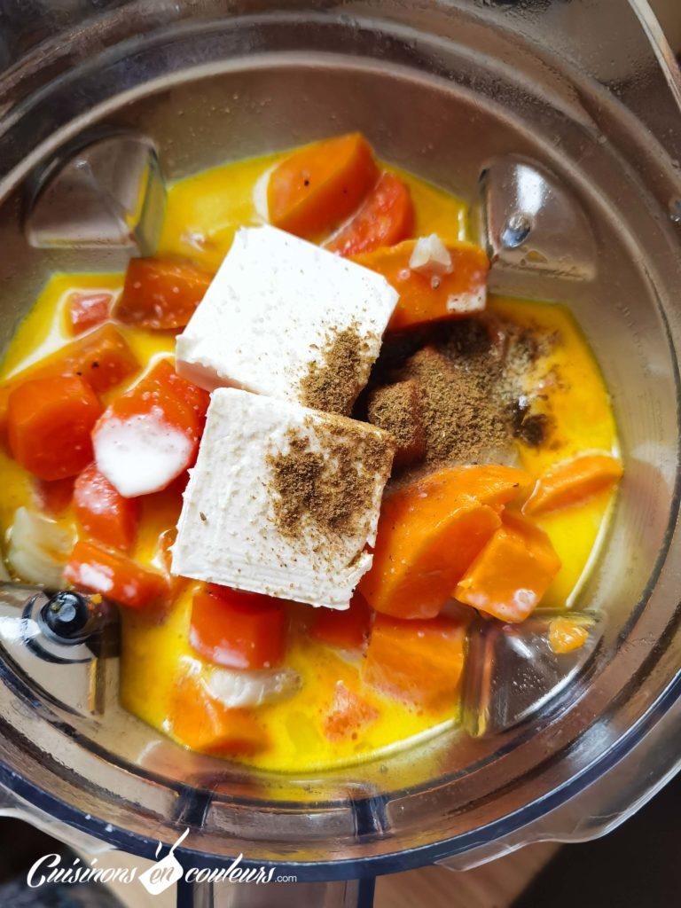 Soupe-carottes-cumin-8-768x1024 - Velouté de carottes et patate douce au cumin