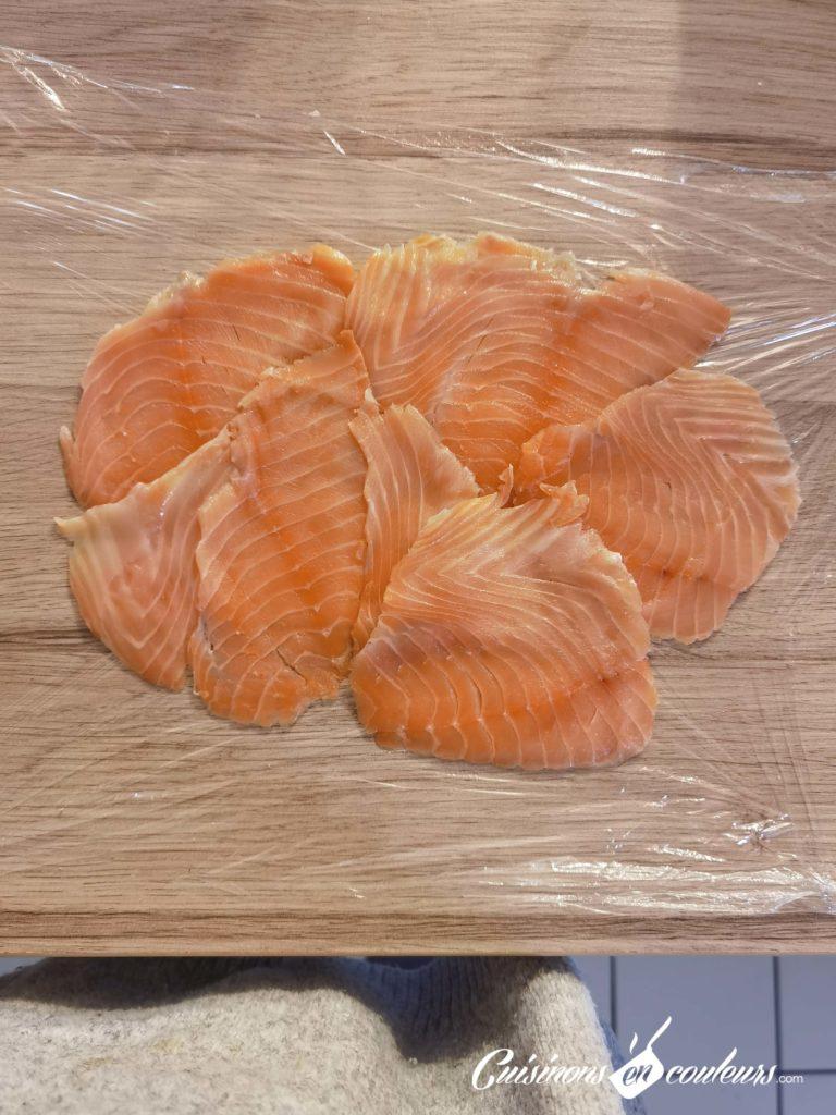 Roule-au-saumon-fume-7-768x1024 - Saumon fumé roulé au fromage frais