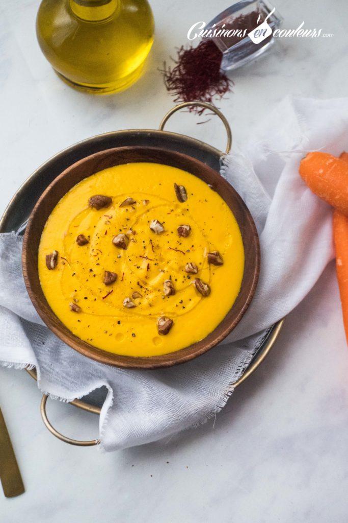 Velouté-de-carottes-au-safran-4-683x1024 - Velouté de carottes au safran