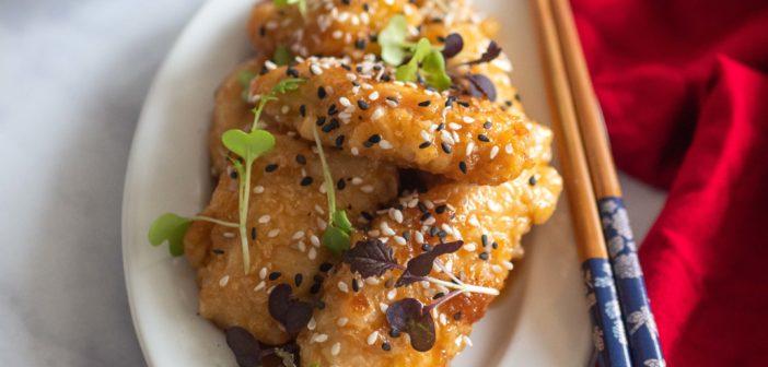 Korean Fried Chicken (KFC)