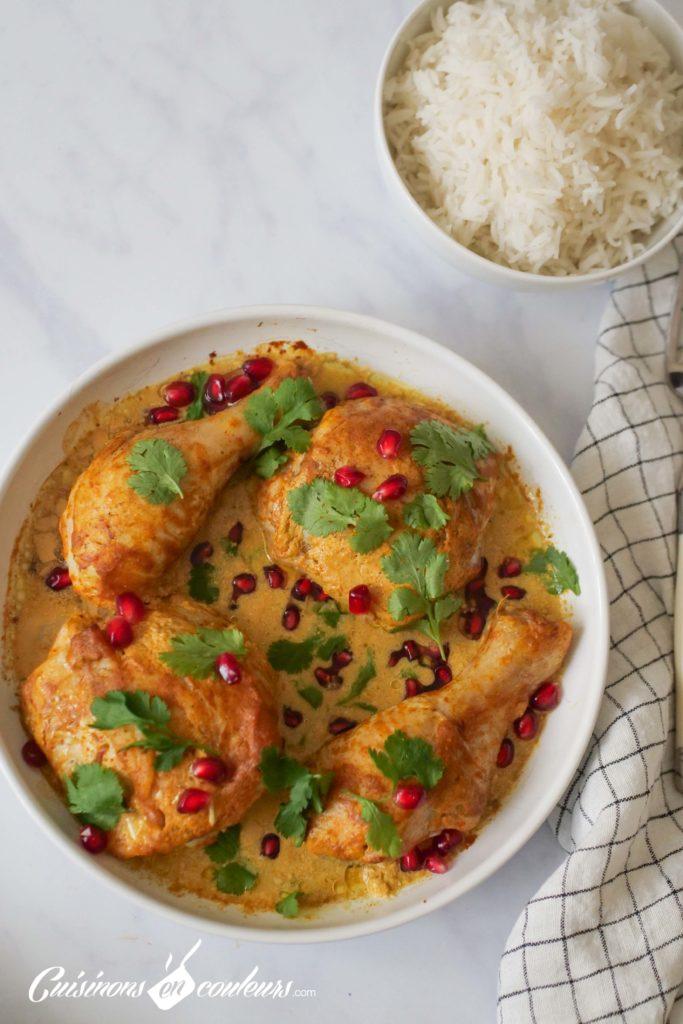 poulet-aux-epices-6-683x1024 - Poulet aux épices et à la grenade