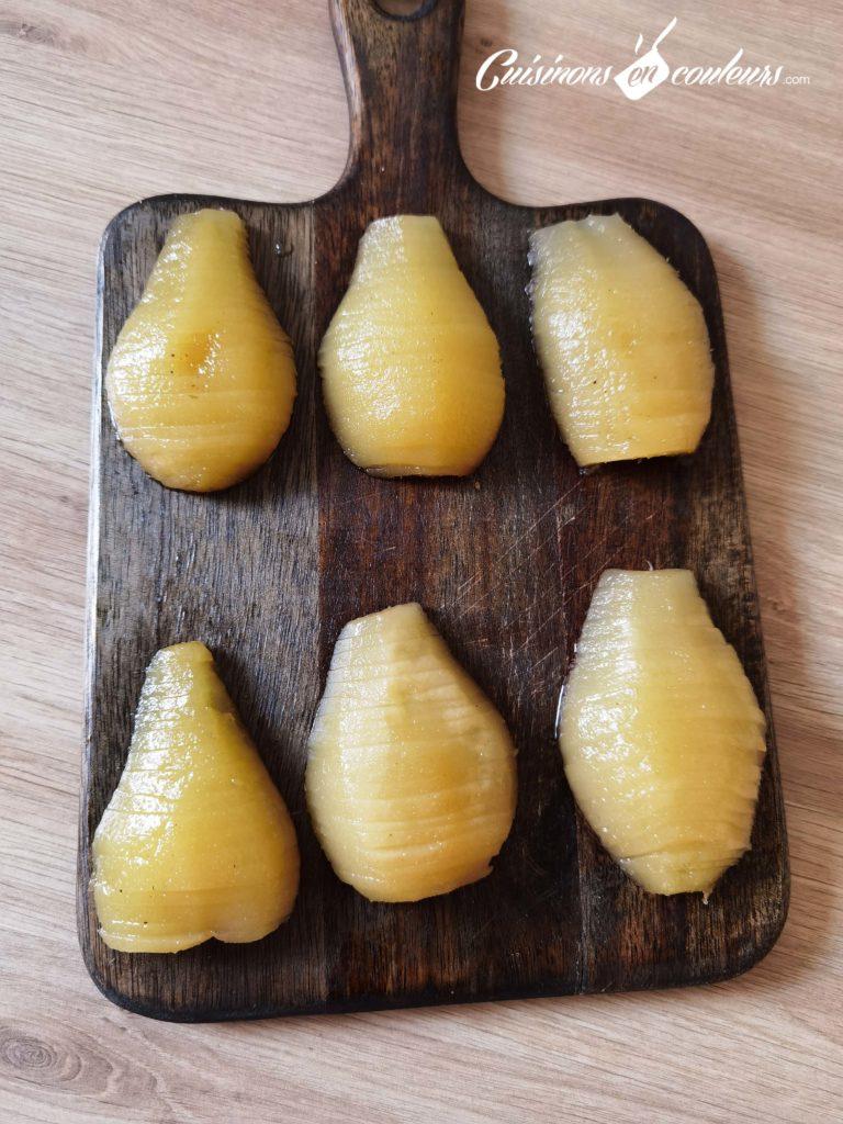 tarte-bourdaloue-10-768x1024 - Tarte aux poires, crème d'amandes, cannelle et fleur d'oranger
