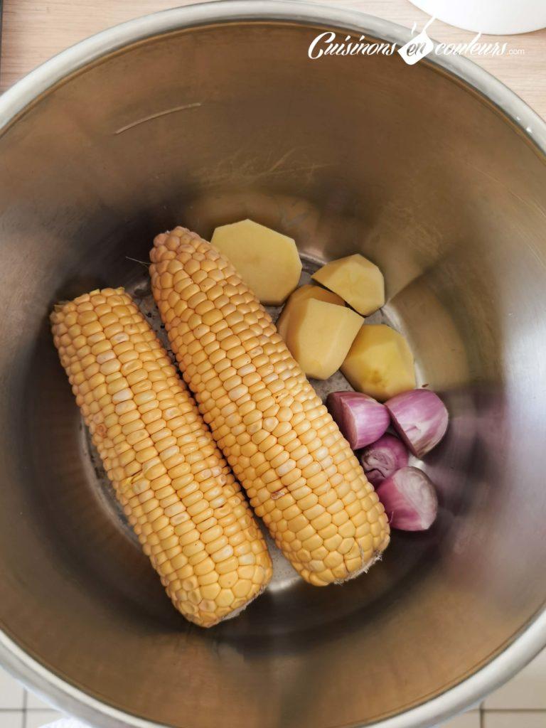 veloute-de-mais-au-lait-de-coco-10-768x1024 - Velouté de maïs au lait de coco
