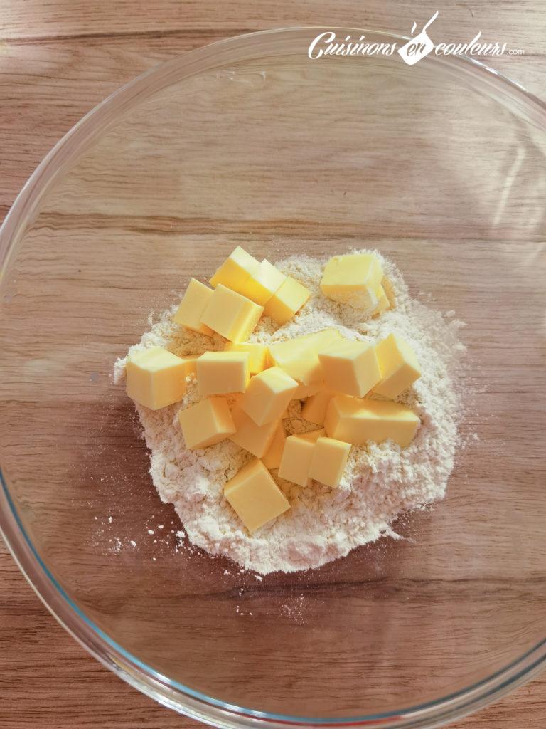 pate-sucree-6-768x1024 - Pâte sucrée et fonçage pour vos tartes !