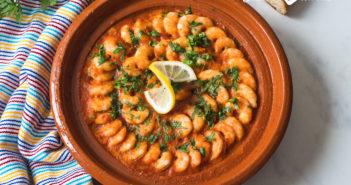 tajine-de-crevettes-4-351x185 - Cuisinons En Couleurs