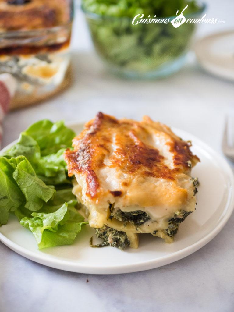 Cannelloni-ricotta-epinards-saumon-768x1024 - Cannelloni aux épinards, à la ricotta et saumon fumé