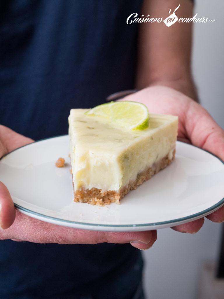 key-lime-pie-19-768x1024 - Key Lime Pie, la tarte aux citrons verts de Floride