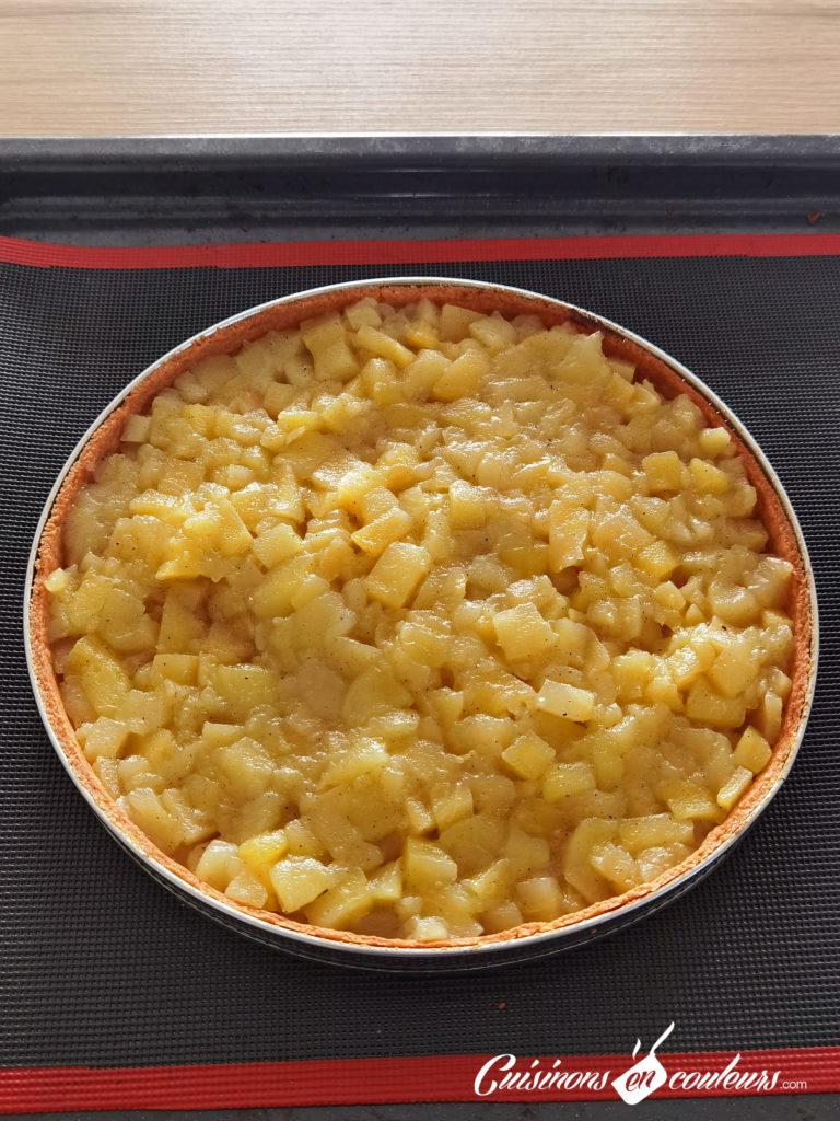 tarte-aux-pommes-11-768x1024 - Tarte aux pommes HYPER facile