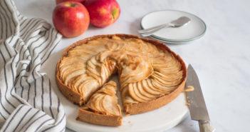 tarte-aux-pommes-4-351x185 - Cuisinons En Couleurs