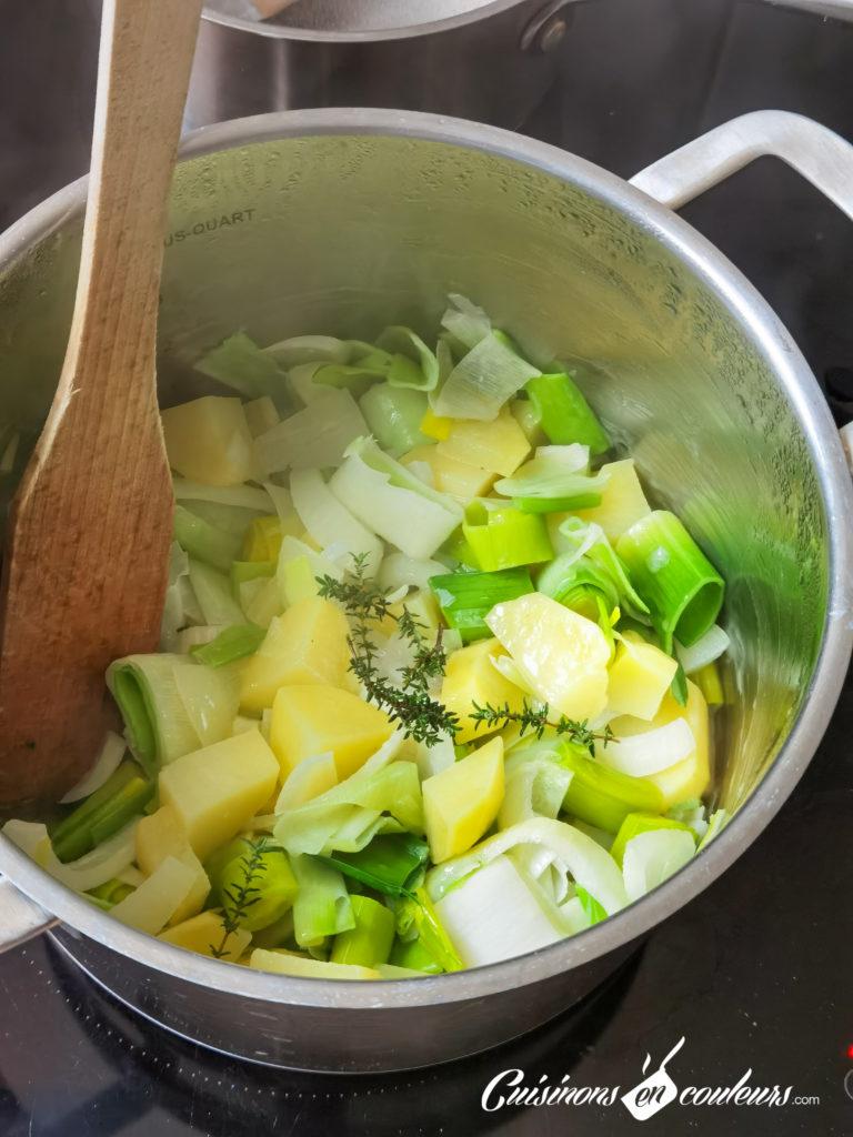 veloute-de-poireaux-pommes-de-terre-et-thym-9-768x1024 - Velouté de poireaux et pommes de terre au thym