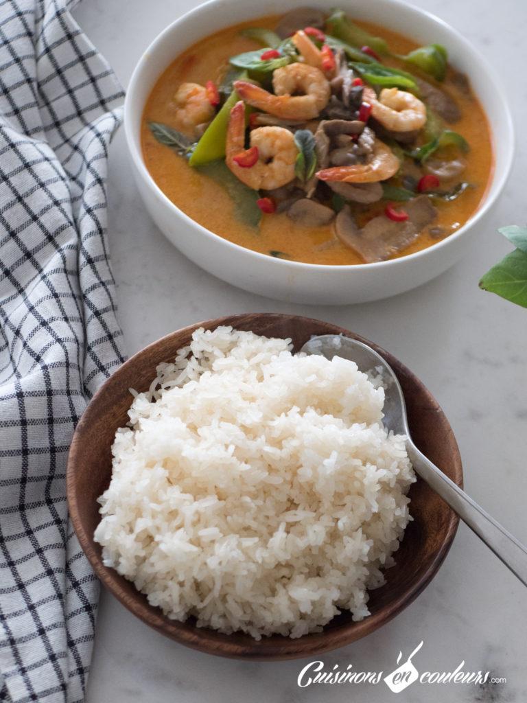 riz-gluant-maison-3-768x1024 - Comment faire un riz gluant maison (TRÈS FACILE) ?
