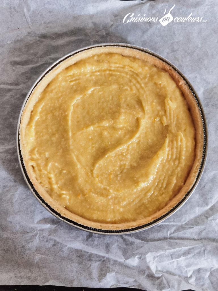 tarte-aux-fraises-9-768x1024 - Tarte à la rhubarbe, motif Zellig