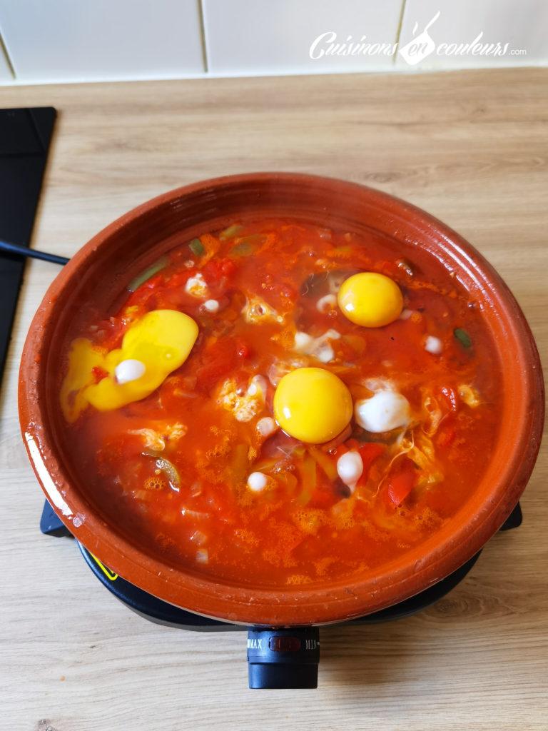 tajine-poivrons-tomates-4-768x1024 - Tajine de poivrons, tomates et oeufs