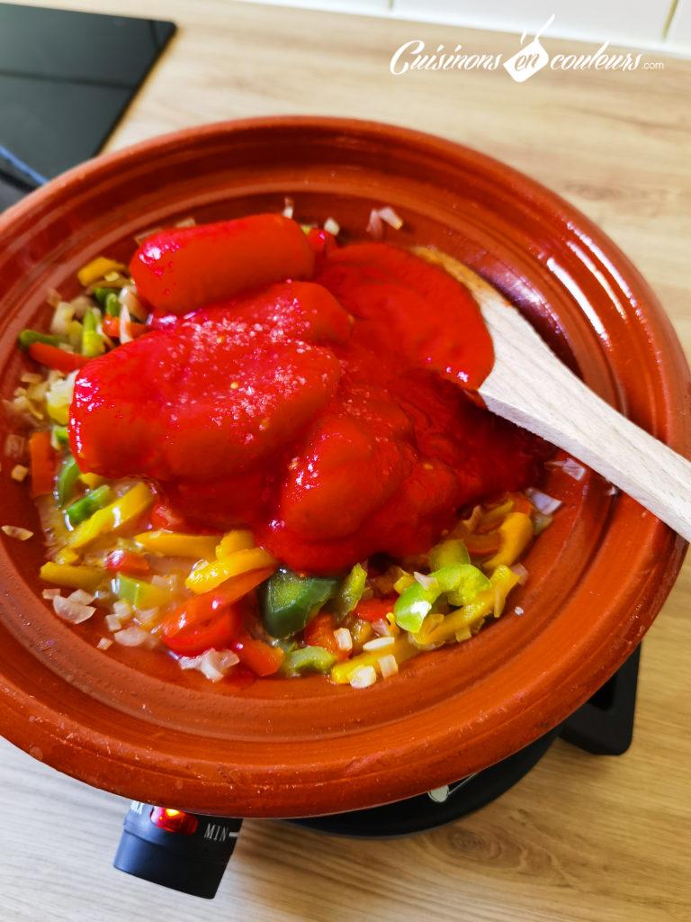 tajine-poivrons-tomates-6-768x1024 - Tajine de poivrons, tomates et oeufs