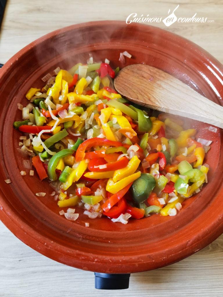 tajine-poivrons-tomates-7-768x1024 - Tajine de poivrons, tomates et oeufs